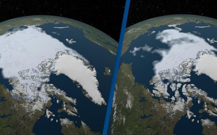 NASA công bố loạt bức ảnh 'gây sốc' về Trái Đất