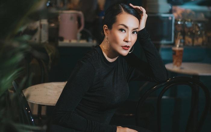 Nhan sắc gây chú ý ở tuổi 45 của á hậu Chung Vũ Thanh Uyên