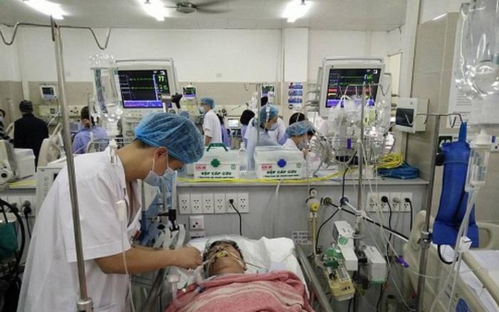 Từ chảy máu thực quản đến xơ gan, suy gan: Bùng vỡ đủ các bệnh cấp cứu nặng sau Tết khiến bác sĩ cũng...