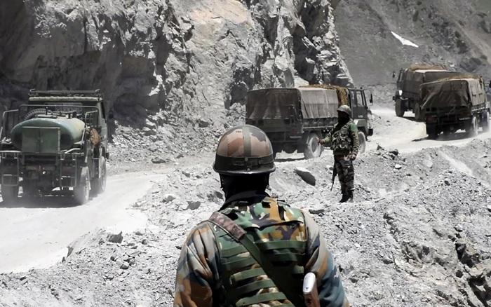 Ấn Độ và Trung Quốc từng đứng bên bờ vực chiến tranh vào tháng 8/2020
