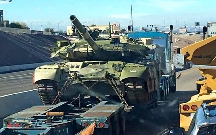 Mỹ diệt nhiều xe tăng T-80UD, chỉ một chiếc còn