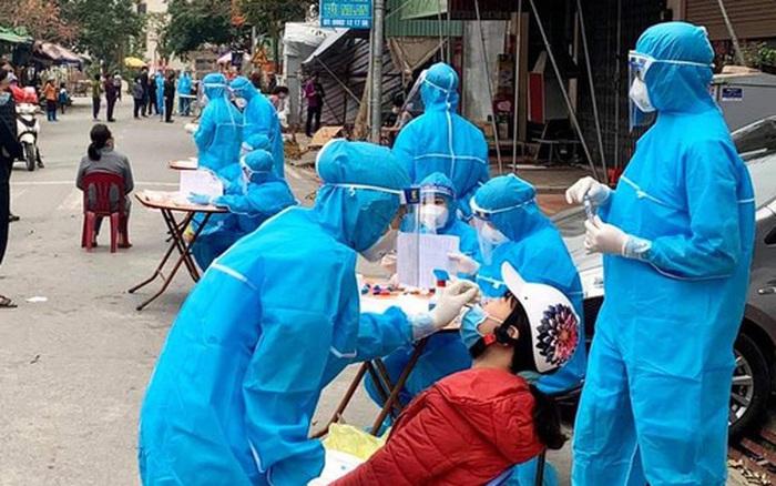 Hải Phòng: Nữ điều dưỡng bệnh viện GTVT dương tính với SARS-CoV-2, thành phố họp khẩn