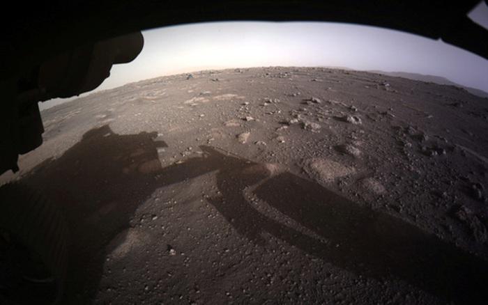 'Người thám hiểm' của NASA gửi hình ảnh chưa từng có về sao Hoả - kết quả vietlott 18102019