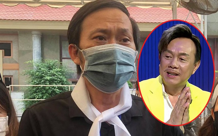 Gia đình cố nghệ sĩ Chí Tài gửi Hoài Linh gần 2 tỷ đồng, nhờ làm từ thiện