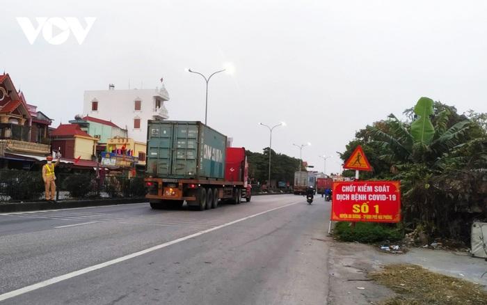 Hải Phòng phản hồi kiến nghị của Hải Dương về việc lưu thông hàng hóa