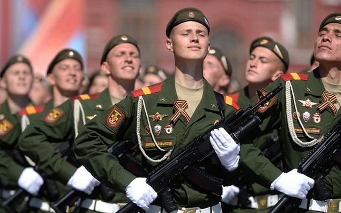 Top 5 cường quốc quân sự mạnh nhất thế giới