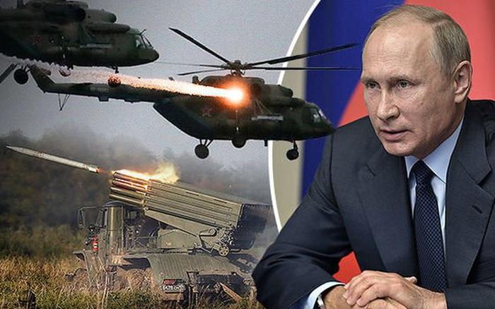 5 vũ khí đỉnh cao của Mỹ mà ông Putin