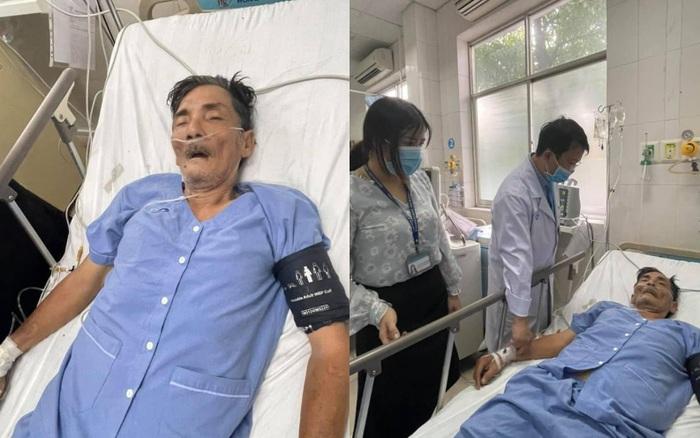 Tình trạng sức khoẻ hiện tại của diễn viên Thương Tín sau khi đột quỵ - quE1BAA3ng20cC3A1o20pqa20lE1BBABa20C491E1BAA3o