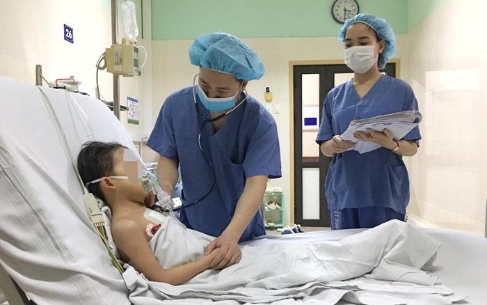 BV Việt Đức xác lập kỷ lục mới: Ghép tim cho bệnh nhân nhỏ tuổi nhất Việt Nam
