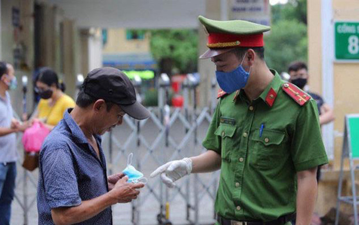 Hải Dương: Sau Chí Linh, tiếp tục phong tỏa, cách ly y tế toàn bộ huyện Cẩm Giàng từ 18h hôm nay