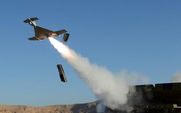 Israel bán UAV