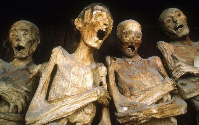 Lạ lùng tục ướp xác từ khi… còn sống: Quá trình chuẩn bị mất hơn 3 năm, sau nghìn năm vẫn còn nguyên vẹn