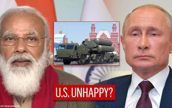 Mua S-400 của Nga, Ấn Độ sẽ mất suất trong liên minh chống Trung Quốc: Mỹ ra tối hậu thư!