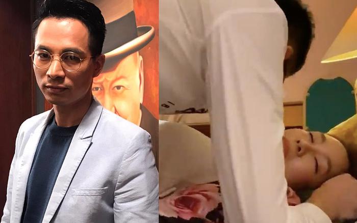 Nam diễn viên cưỡng hiếp Hồng Diễm ở Hướng dương ngược nắng: Cảnh quay không có gì nhạy cảm