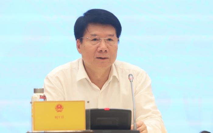 Thứ trưởng Bộ Y tế: Việc triển khai