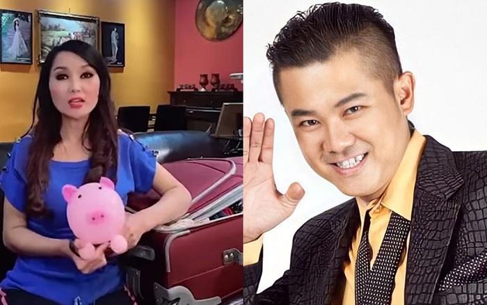 Kavie Trần bị người thân Vân Quang Long bên Mỹ nói ăn cướp vali đồ, bức xúc lên tiếng