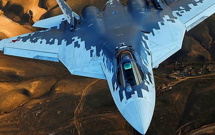 Người Mỹ sợ máy bay chiến đấu của Nga như