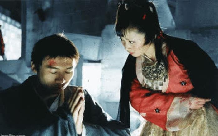 Thiên Sơn Đồng Lão trong Thiên long bát bộ gây sốc vì mặt biến dạng
