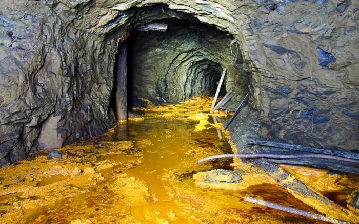 """Mỏ vàng """"cô độc"""" nhất hành tinh: Hàng trăm tấn vàng """"nằm yên"""" không được ai khai thác"""