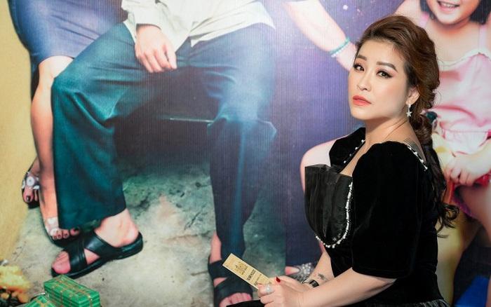 Diễn viên Kiều Linh lên tiếng về tin đồn hôn nhân rạn nứt
