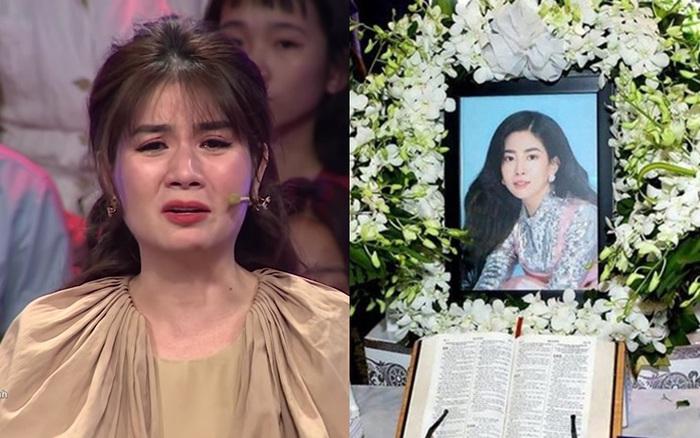Kha Ly bật khóc:
