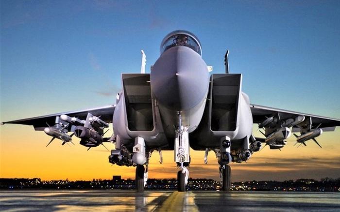 Kế hoạch F-15EX táo bạo của Không quân Mỹ làm thế giới kinh ngạc