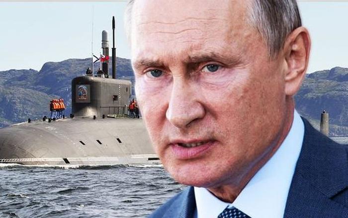 1 tàu ngầm Mỹ có thể đánh chìm 3 tàu ngầm hạt nhân Nga: