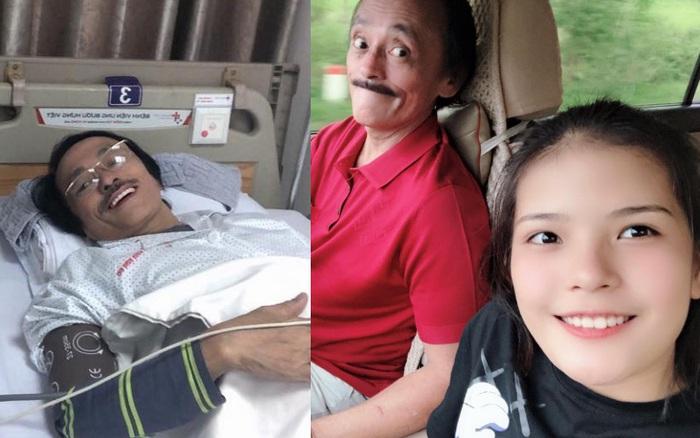 NS Giang Còi mắc ung thư, con gái: Hằng ngày xoa bóp khối u ở cổ, mới biết ba đau đớn thế nào