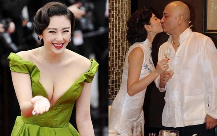 Mỹ nữ nóng bỏng nhất phim Châu Tinh Trì: Yêu nhanh cưới vội, lấy chồng đáng tuổi chú