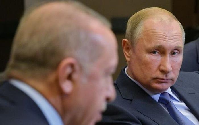Nga dùng Thổ Nhĩ Kỳ để mặc cả, trong ván cờ cân não ai sẽ thắng?