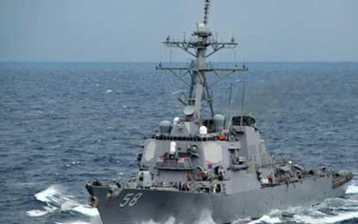 Mỹ xem xét điều tàu chiến đến Biển Đen khi căng thẳng Nga-Ukraine leo thang