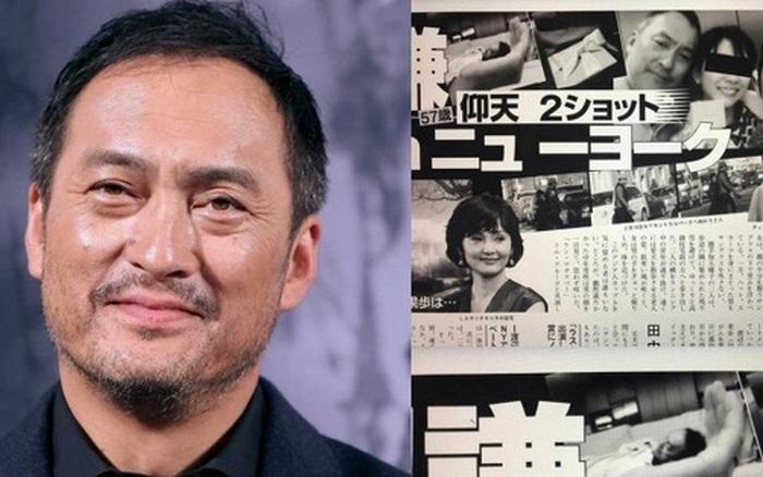 """Showbiz Nhật chao đảo vì tài tử """"Hồi ức của một geisha"""" ngoại tình với 4 gái trẻ trong lúc vợ ung thư"""