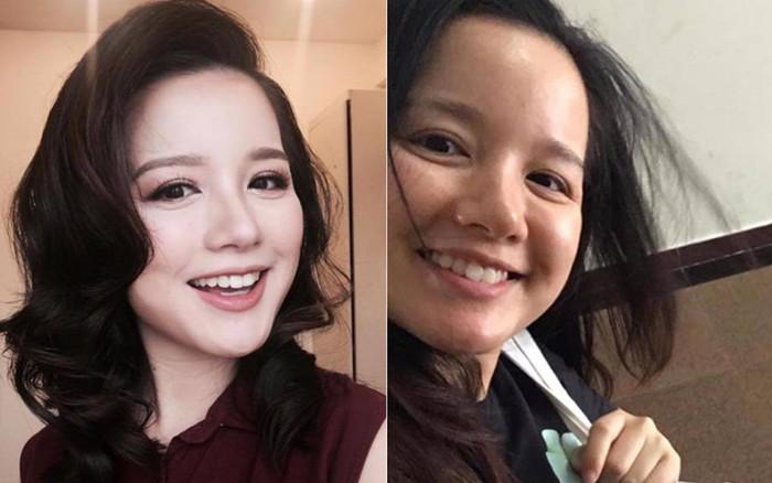 """Cách MC Minh Trang phản ứng khi bị chê """"trên tivi xinh hơn đứt ngoài đời"""""""