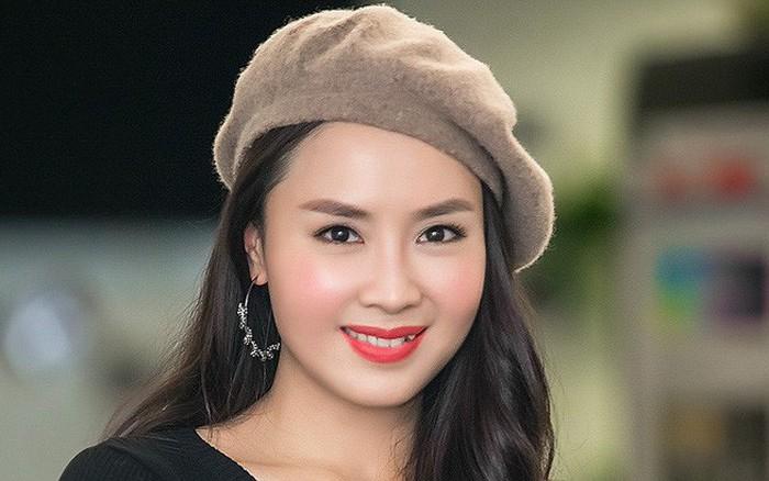 Diễn viên Hồng Diễm: Nếu tôi và Hồng Đăng có chuyện thì đã có từ Cầu vồng tình yêu rồi