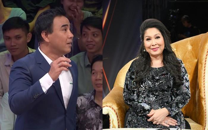 """Quyền Linh bất ngờ thay thế Tự Long, MC Lại Văn Sâm: """"Chỉ có Quyền Linh mới xứng đáng ngồi ở đây"""""""