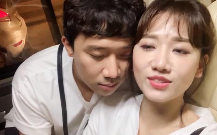 Hari Won quyết bám theo Trấn Thành sang tận Thái Lan vì lý do đặc biệt