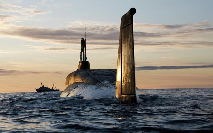 """Vì sao chuyên gia Mỹ gọi tàu ngầm lớp Borei là """"vũ khí ngày tận thế"""" của Nga? - xs thứ hai"""