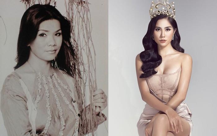 """Đại diện Miss Earth Việt Nam """"phá nát"""" ca khúc kinh điển - Tàu anh qua núi của NSND Thanh Hoa?"""