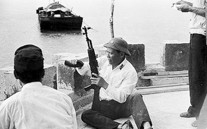 Đô đốc Giáp Văn Cương trong ký ức của những người giữ biển