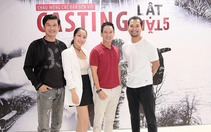 """Dàn sao Việt casting phim """"Lật mặt 5"""" của Lý Hải"""