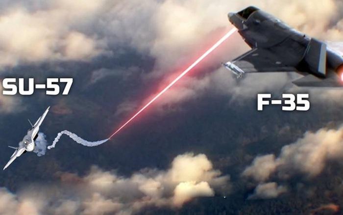 """Su-57 """"quật sấp mặt"""" F-35 ở UAE: Nga tung nước cờ hiểm hạ gục Mỹ ngay trên sân đồng minh?"""