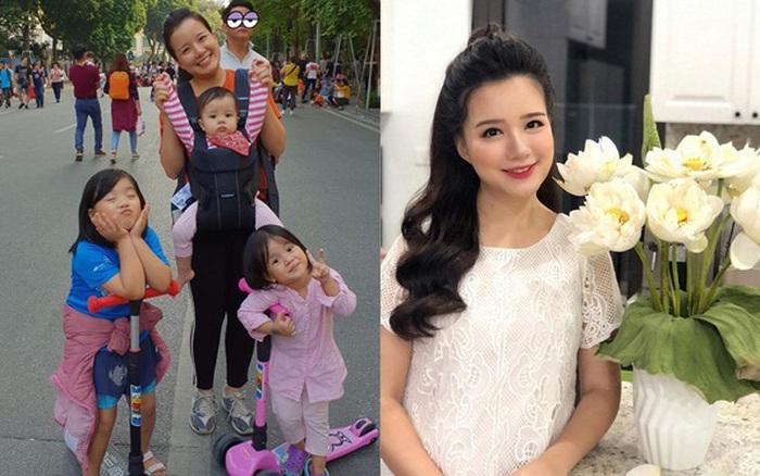 MC Minh Trang: Từ hot girl Hoa học trò đến bà mẹ đông con nhất VTV