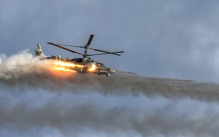 """Báo Mỹ: Trực thăng Ka-52 Nga """"nguy hiểm chết người""""  ở Syria - Phiến quân khiếp sợ"""