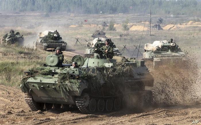 """Belarus tập trận cùng NATO, cú """"đâm sau lưng"""" đau đớn với Nga"""