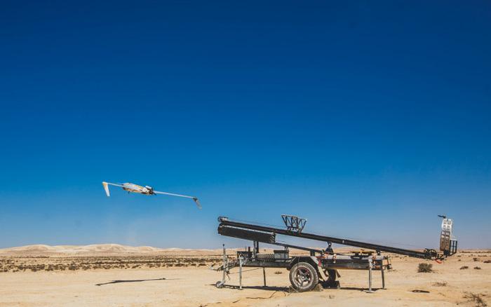UAV Orbiter 4 của Israel phá kỷ lục về thời gian hoạt động trên không