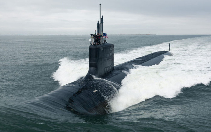 """Mỹ chơi lớn: Chi số tiền kỷ lục sắm loạt tàu ngầm mới mang tên lửa Tomahawk """"dằn mặt"""" TQ"""