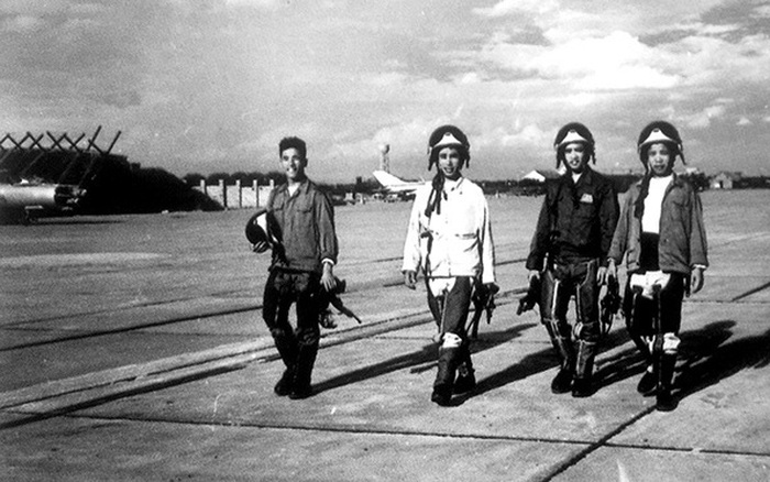 """Anh hùng phi công Nguyễn Nhật Chiêu và ký ức về trận đánh """"Đồng thời công kích"""""""
