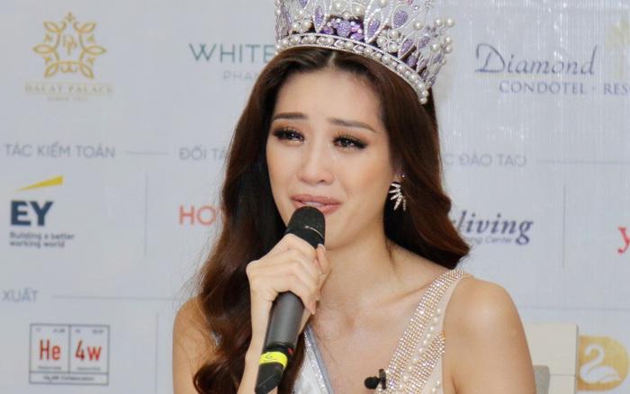 """Bị chê ứng xử """"nhạt"""", Tân Hoa hậu Hoàn vũ Việt Nam lên tiếng đáp trả"""