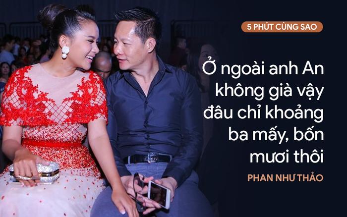 """Phan Như Thảo: Lúc mới quen không biết chồng là đại gia """"khét tiếng"""", hơn 26 tuổi, đã qua 3 lần đò"""
