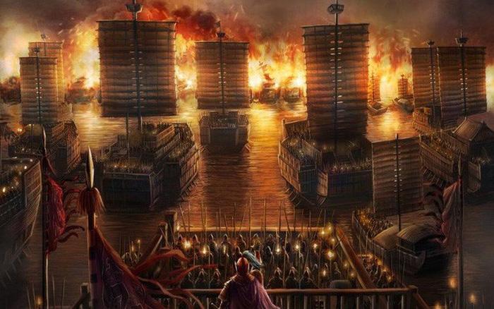 Lý do Gia Cát Lượng không sợ bỏ mạng khi dùng kế 'thuyền cỏ mượn tên' trước quân Tào Tháo?